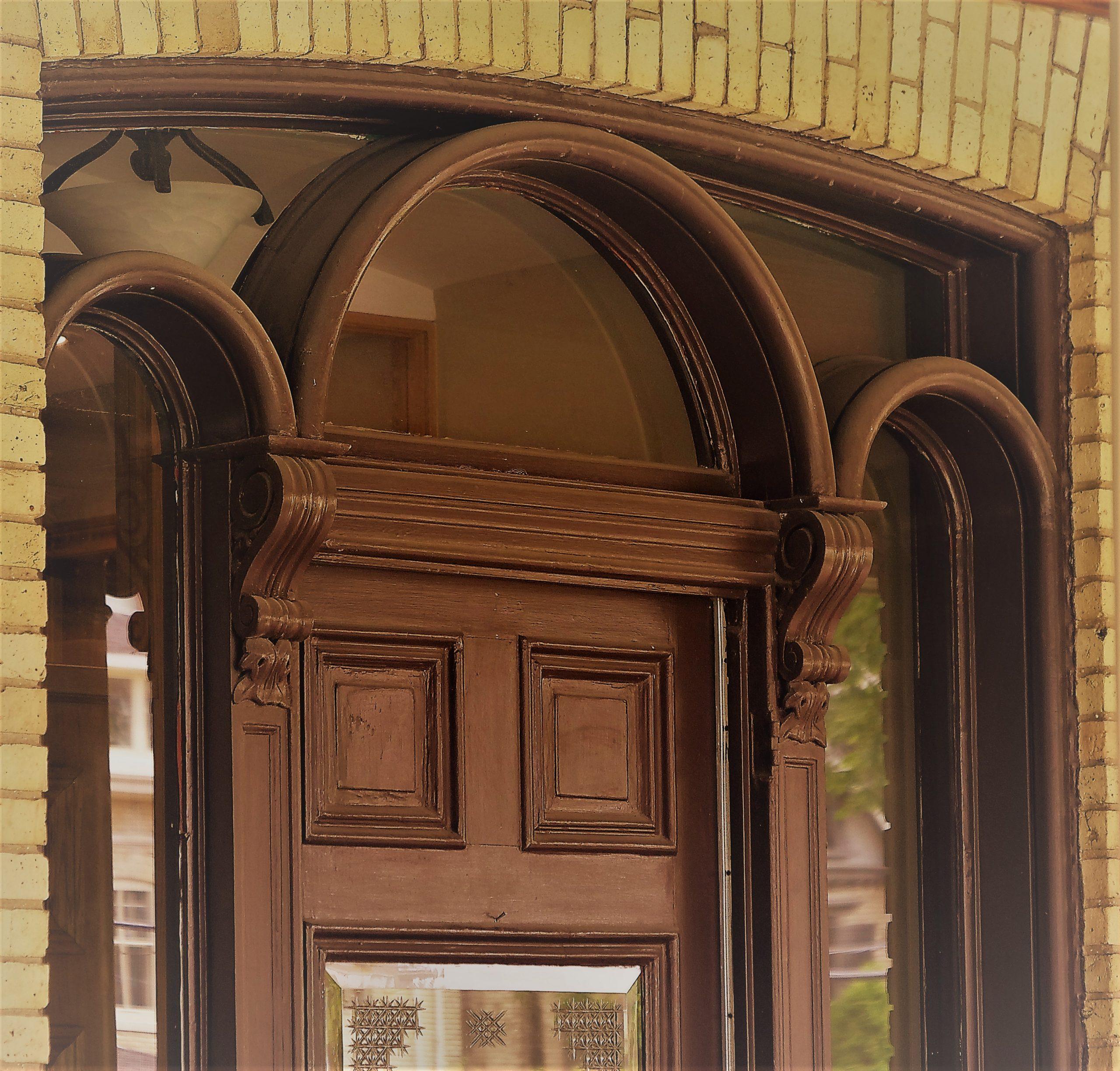 London Doorways